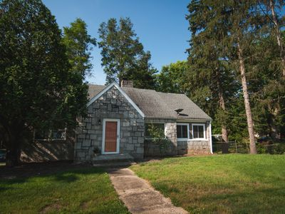 Photo for Stone Cottage with Asheville Charm!