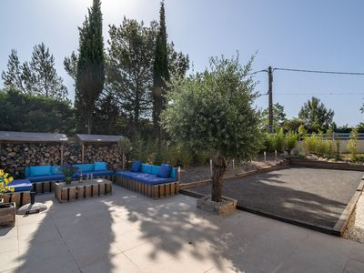Photo for Cozy Villa in Malves-en-Minervois with Swimming Pool