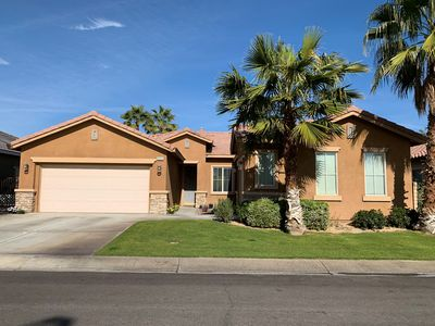 Photo for Within walking distance to Coachella/Stagecoach!!! Beautiful home w/pools nearby