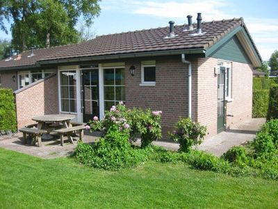 Photo for House 723 m from the center of Voorthuizen with Parking, Internet, Pool, Terrace (737475)