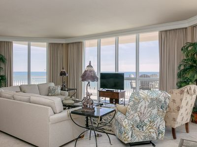 Photo for HAVE A BALL with Kaiser in Oceania Unit #2: 4 BR/4 BA Condo in Gulf Shores Sleeps 12