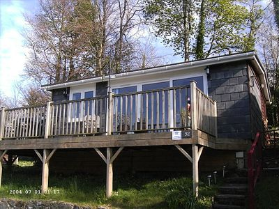 Photo for Holiday Chalet With Lovely Views towards the Lake In 100 Acres of parkland