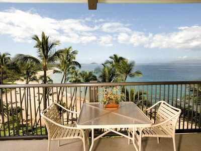 Photo for Last Minute Special!! Ocean Front 2 BD 2 Bath Condo at Mana Kai Resort