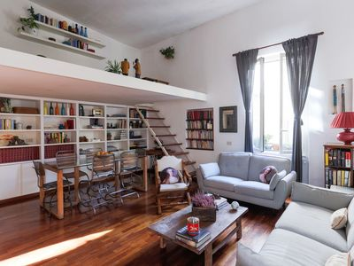 Photo for Via Natale del Grande - Three Bedroom Apartment, Sleeps 4