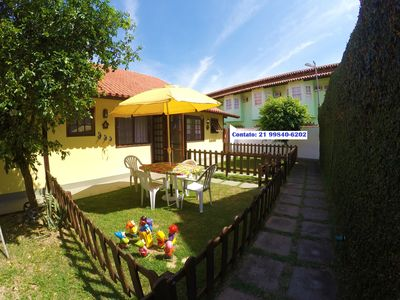 Photo for SUPER CONVENIENT HOUSE 5 min walk from the beach
