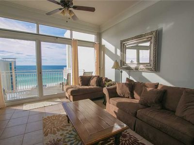 Photo for 11th Floor Unit Features Spacious Three Bedroom And Two Bathroom With Gorgeous View