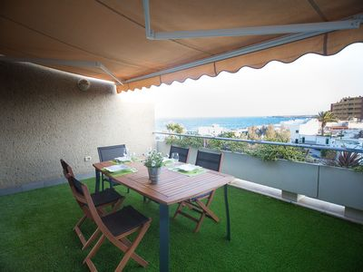 Photo for Apartment with Sea Views 2D