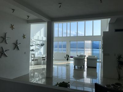 Photo for CASA BAHIA DE CARAQUEZ is a Beautiful home on the bay. VACACIONES MANABI.