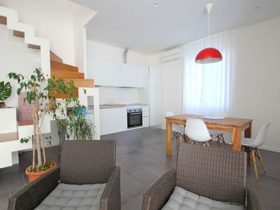Photo for Apartment for 4 People at 1,5km from the Sea in Tuscany