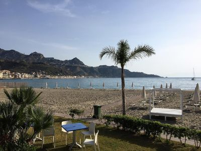 Photo for Holiday apartment Giardini Naxos for 2 - 4 persons with 1 bedroom - Holiday apartment