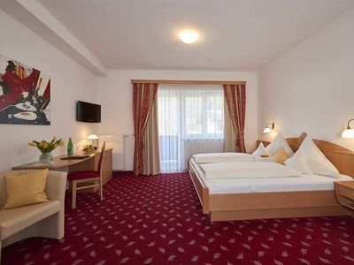 "Photo for Double Room ""Sonne"" - Breakfast Hotel Birkenhof"