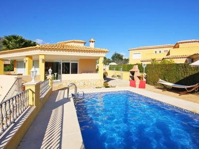 Photo for Villa in the center of Calp with Internet, Air conditioning, Parking, Terrace (29427)
