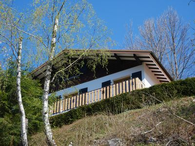 "Photo for Chalet 4 stars ""The hiding place of the sotré"" 15 pers (jacuzzi, sauna ...)"