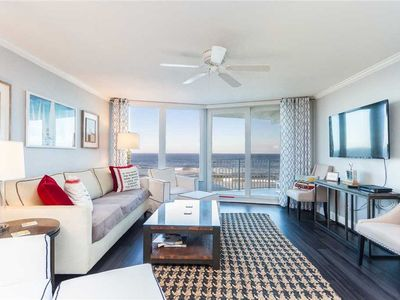 Photo for Shores Club 305, 2 Bedrooms, 3rd Floor Oceanfront, Sleeps 6