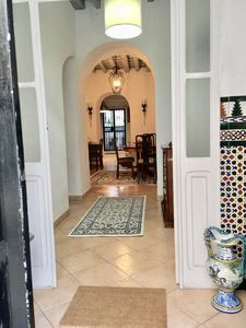Photo for Characteristic Spanish Apartment just off the centre of vibrant Ayamonte