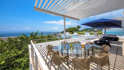 Photo for Amazing View + Architecture Award winning condo in AMAPAS Puerto Vallarta