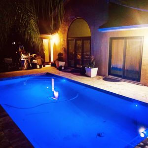 Photo for Spanish Villa on the park with a pool