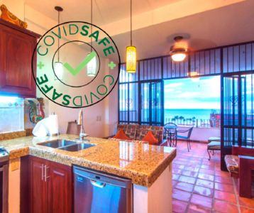 Photo for ★CLEAN & SANITIZED Condo★Private OCEANVIEW Balcony★Infinity Pool★STEPS to BEACH★