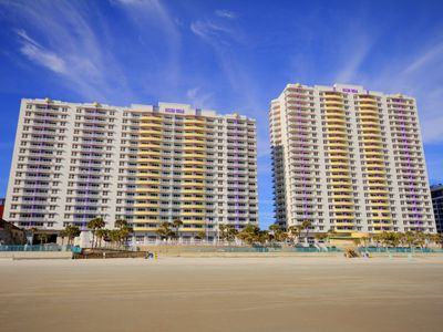 Photo for Two Bedroom Lock Off Condo at Daytona Beach (A416)