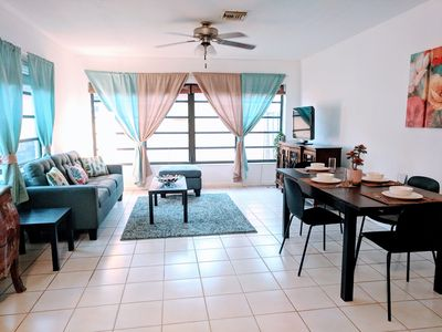 Photo for Safe, Clean, Quiet, 10 min to beach and downtown, walk to restaurants and bars
