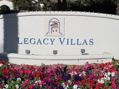Photo for Great Location, Gorgeous 3 Bedroom Legacy Villa