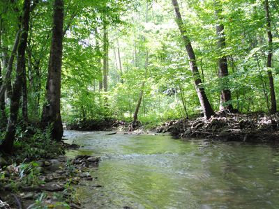 Photo for Creekside Chalet , 2 mls to Prky,  convenient to Pigeon Forge & Gatlinburg