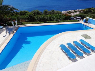 Large Refreshing Swimming Pool with Crystal Water for Your Enjoyment