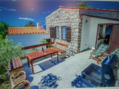 Photo for House Lisinski - next to the beach, familiy- and pet friendly