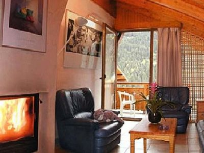 Photo for Chalets du Bouquetin **** - 4 Rooms 5/6 People Lynx