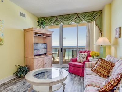 Photo for Sunrise Beach 0903: 2 BR / 2 BA condominium in Panama City Beach, Sleeps 8