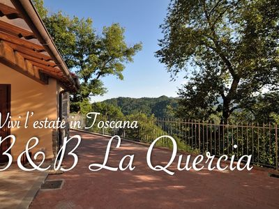 Photo for La Quercia di Vernio - Guest houses and apartments