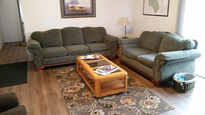 Photo for Stocked & Clean for your dream vacation in the Flathead Valley.