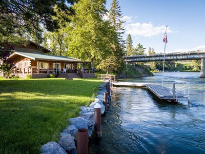 Photo for Where the Swan River meets Flathead Lake -Walking Distance to Bigfork Village