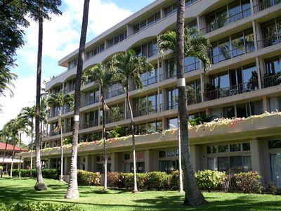 Photo for SPACIOUS Condo with 2 master suites on Maui's best beach (2BR, 2BA,