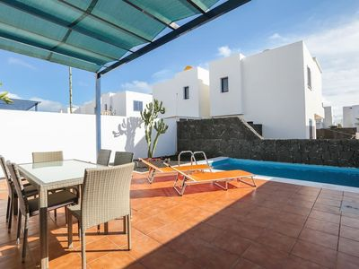 Photo for Perfect Villa with private pool, Wifi