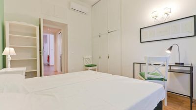 Photo for Fantastic fully renovated apartment located between the famous Baths of Caracalla, Circus ...
