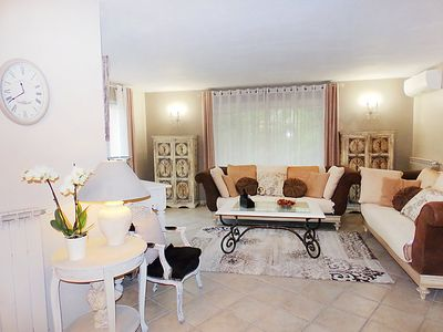Photo for Vacation home Villa Souleyas in Sainte Maxime - 6 persons, 3 bedrooms