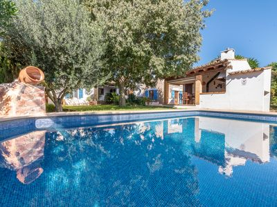 Photo for Fantastic Finca with Pool, Good Option for Cyclists- Can Jaume
