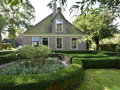 Photo for Lovely farmhouse just outside Bergen, offering vast views and a large garden
