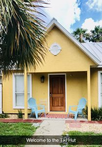 Photo for The Tiki Hut:  State Officials have opened up VRBO rentals.   Come stay with us