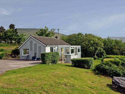 Photo for Small bungalow in unique location perched on the side of Cahernaheeha Mountain and near the De…