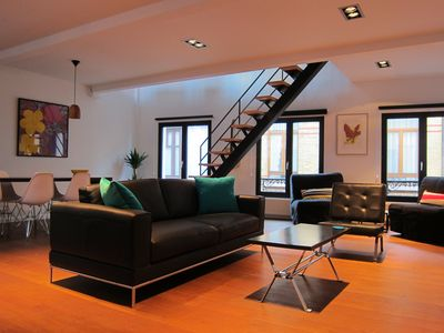 Photo for Loft with terrace on TOP location! In the city center with great Cathedral view!