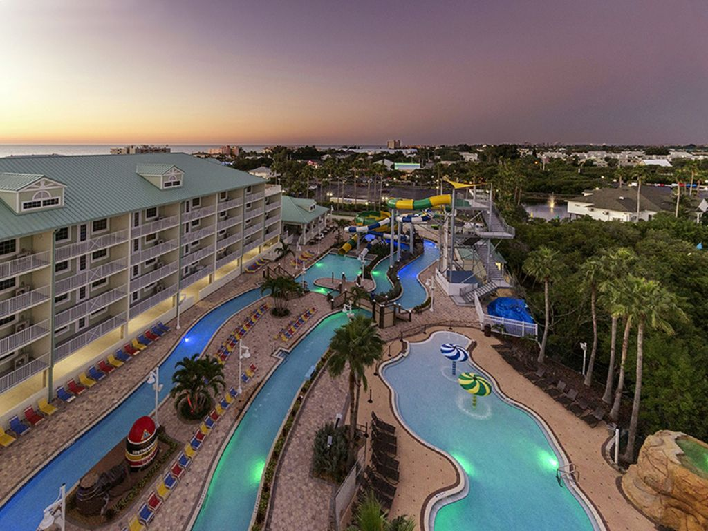 Clearwater Beach Condo Rentals Gulf Side With Pool Sleeps