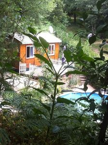 Photo for CHALET IN A MAGIC LOCATION WITH PRIVATE POOL NOT OPPOSITE