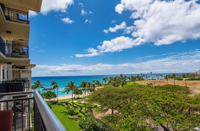 Photo for 6th Floor Beautifully Furnished and Upgraded 2 Bed, 2 Bath Sunset and Oceanview Condo