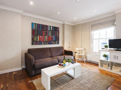 Photo for Chelsea Gunter Light House apartment in South Kensington with WiFi.