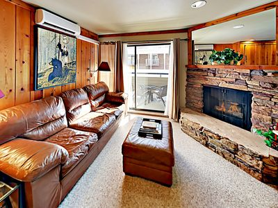 Photo for Ski-in/Ski-out Condo w/ Fireplace, Pool, Hot Tub - Park City Mountain Resort