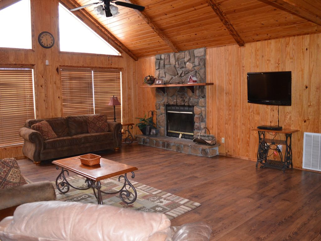 Property Image#6 Cozy Cabin At Little River Canyon