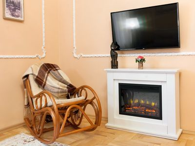 Photo for Beautiful apartment in the heart of Lviv,very spacious and comfortable.