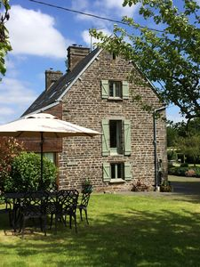 Photo for Luxury family farmhouse, Pool and Games Room. Perfect for DDay, Mont st Michel